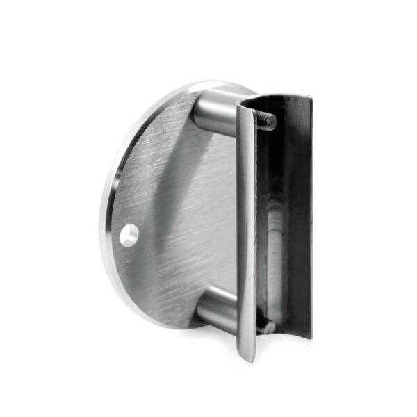 Flansch für stirnseitigen Geländerpfosten Ø42.4 mm