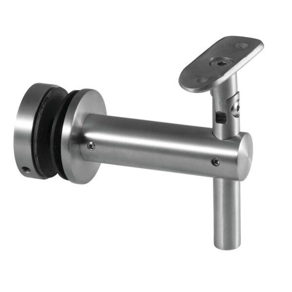 Handlaufträger mit Gelenk für RR Ø 42.4mm