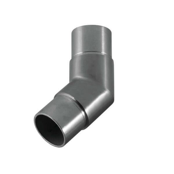 Rohrverbinder Ø 42.4 x 2.0 mm 135° Winkel für 42,4mm Rundrohre