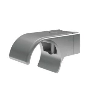 Klemmbacke oben für Nutrohr Ø 42.4mm mit Rundrohranschluss