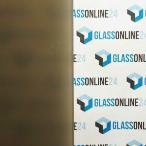 VSG 2x Bronze/mattweiß Glas Konfigurator maßgefertigt Glas nach Maß online bestellen Zuschnitt Folie