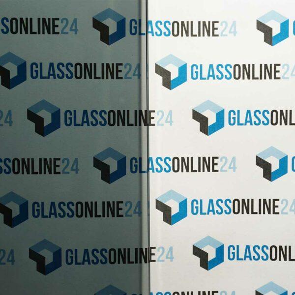 VSG 2x Grau/klar Glas Konfigurator maßgefertigt Glas nach Maß online bestellen Zuschnitt Folie
