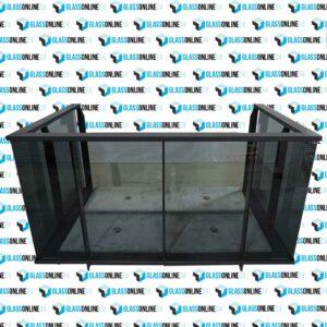 VSG Balkonverglasung Konfigurator maßgefertigt Glas nach Maß online bestellen Online Glas Zuschnitt