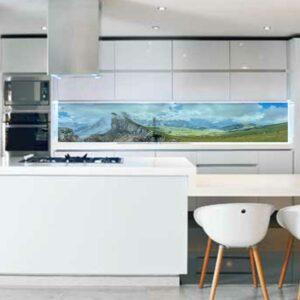 ESG Küchenrückwand Konfigurator maßgefertigt Glas nach Maß online bestellen Online Glas Zuschnitt
